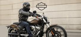 Harley-Davison Monza